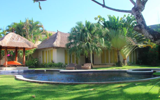 Garden pool daytime - Bali Icon Property