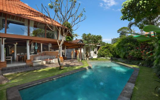 pool view 5 - bali icon property