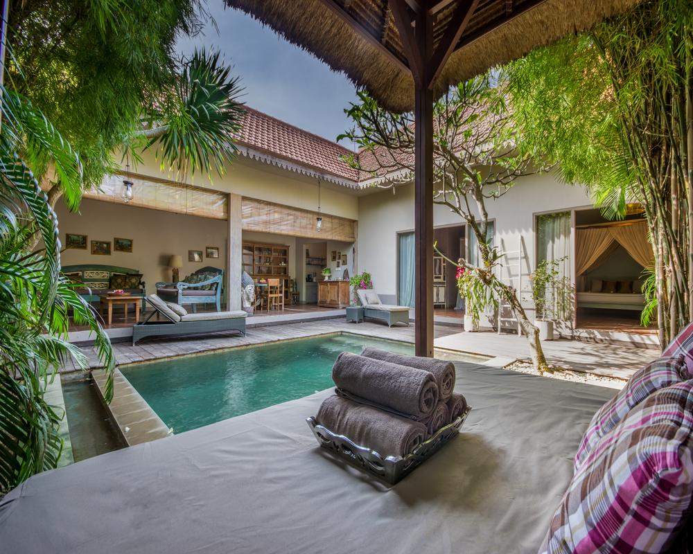 Villa Zenitude - Swimming Pool Gazebo - Bali Icon Property